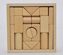 High Quality Kids Wooden Building Blocks Toys Wholesale