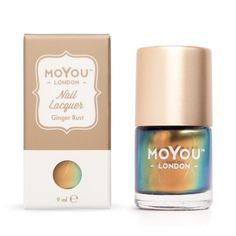 MoYou-London - Ginger Rust