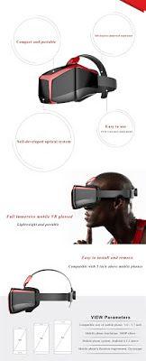 Immergiti nella realtà virtuale a 360° con i visori UCVR