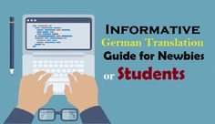 The experts of #GermanTranslation services in Delhi say that every newbie or language learning student must be aware about every detail of translation.   #TranslationServices #TranslationTips #TranslationGuide #TranslationExpert