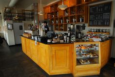 Caffe Vita in Fremont, Seattle