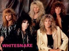 Images of Band Whitesnake - Bing images 80s Rock Bands, 80s Hair Bands, Freddie Mercury, Whitesnake Band, Adrian Vandenberg, Musical Hair, David Coverdale, Steve Vai, Rockn Roll