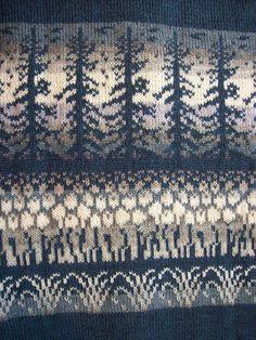 Neuleet lahjaksi naiselle tai miehelle | Päivineule, Joensuu, Lieksa Knitting Stitches, Knitting Patterns, Tree Patterns, Knits, Knitted Hats, Knit Crochet, Fiber, Coding, Inspiration