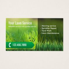 Landscaping lawn care mower business card template landscaping landscaping lawn care mower business card template landscaping business cards pinterest lawn care card templates and business cards cheaphphosting Images