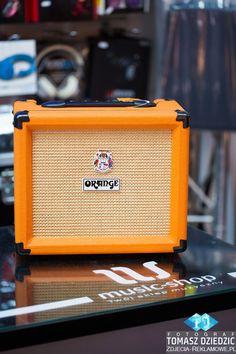 zdjecia-360-3 Marshall Speaker, Orange, Musica