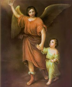 Para comemorarmos o Dia do Anjo da Guarda;                                                                                                                                                                                 Mais