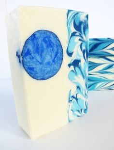 The Blues Handmade Soap with Shea Butter by PitterPatternDesigns