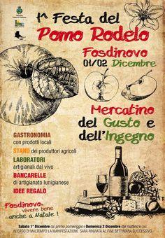 Festa del Pomo Rodela - Fosdinovo December 2012
