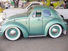 Custom VW Beetle - love it!