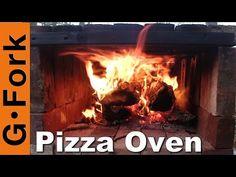 Brick Pizza Oven Video & Plans GF TV - GardenFork.TV