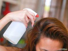 Rizinusöl auf das Haar auftragen – wikiHow