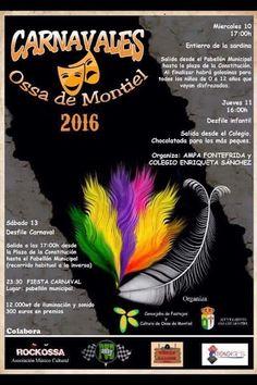 Carnavales Ossa de Montiel 2016