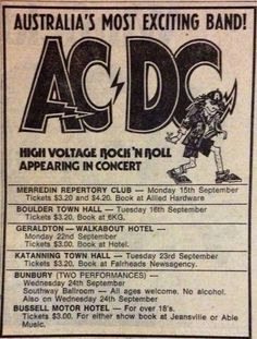 #ACDC 1975/09/15 – AUS, Merredin, Repertory Club | Highway To #ACDC : le site francopho… - http://sound.saar.city/?p=20514