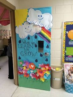 Image result for classroom rainbow bulletin board