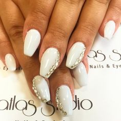 Amazing fashion nails: by atlas_nail (http://ift.tt/1RF0DLL)
