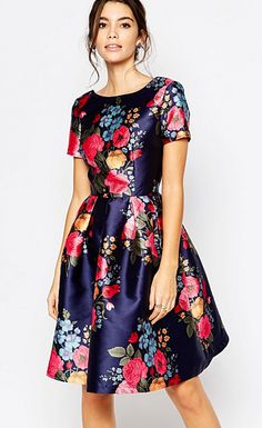 Dresses by Color ~ Above the Knee Length