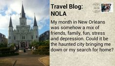 Travel Blog: Non-Productive in NOLA  #nola #travel #neworleans #gumbofestival #vegan #jacksonsquare #stlouiscathedral