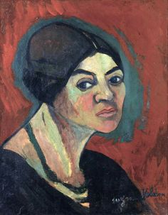 Suzanne Valadon (French painter) 1865 - 1938