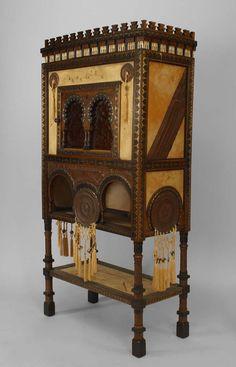 1stdibs.com | Museum Quality Cabinet Signed Bugatti