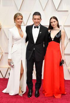 #Oscars red carpet dress by Pronovias