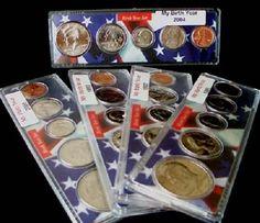 1975 Birth Year Coins Set $6.95