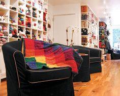 Annie & Company Knitting. (Nueva York)