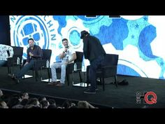 A 2014 Nerd Machine Conversation with the cast of Supernatural - they are hysterical!