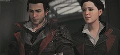 Imagen de Assassins Creed, gif, and jacob frye Jacob And Evie Frye, Assassins Creed Jacob, Sam Drake, Edwards Kenway, Leap Of Faith, Assassin's Creed, The Dreamers, Fangirl, Twins