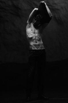 MMSCENE PORTRAITS: David Lundin by Jacek Szopik