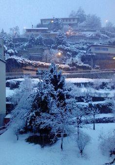 #Sondrio, #Italy. #snow