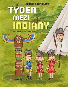 Týden mezi indiány Mafia, Thriller, Indiana, Roman, Princess Zelda, Comics, Books, Fictional Characters, Education