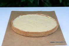 Mercotte - La pâte sucrée version Philippe Conticini