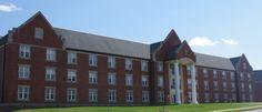 Flowers Hall at Lindenwood University