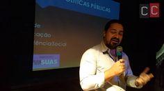 Seminário Alienação Casa da Cultura   Luis  #ComCausa