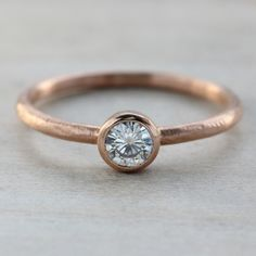 Modern, Minimal, Ethical Wedding Jewelry from Aide mémoire | A Practical Wedding
