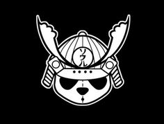 "The mark consists of The logo consists of a Panda head with a samurai helmet attached to the head. In the front of the helmet has a emblem which has Japanese words that spells out the word ""Soul"" in English"