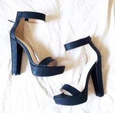 Imagen de shoes, fashion, and black