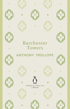 Barchester Towers by Anthony Trollope by Penguin Books UK, via Flickr