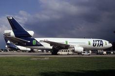 UTA DC10