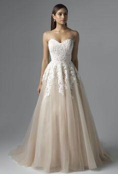 Mia Solano wedding dress
