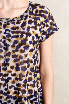 Anthropologie's New Arrivals: Tops & Tunics - Topista