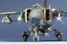 MiG-23 Flogger.