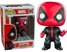 Pop! Marvel - Deadpool - Deadpool [Dress to Kill]