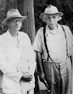 Kurt Gödel, Albert Einstein- Repinned by UXSherlock.
