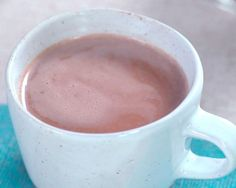 3- Ingredient Basic Hot Chocolate, made from scratch, by Ellie Krieger