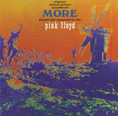That was yesterday: Pink Floyd - Soundtrack from the Film More - 1969 . Album Pink Floyd, Art Pink Floyd, Pink Floyd More, Pink Floyd Album Covers, Rock Album Covers, Music Album Covers, Music Albums, Lps, Imagenes Pink Floyd
