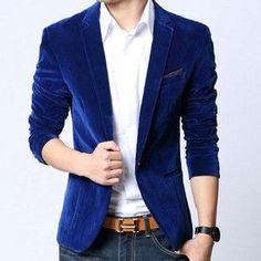 Gender: Men Item Type: Blazers Clothing Length: Regular Closure Type: Single Button Material: Cotton Sleeve Length: Full Model Number: Cherish&Fashion-105-00100 size: M|L|XL|XXL|XXXL|XXXXL size Cross