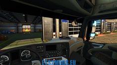 Mercedes Actros MP4 Table - ETS2MODS.EU - Euro Truck Simulator 2 Mods