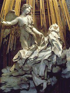 L'estasi di Santa Teresa - Gian Lorenzo Bernini