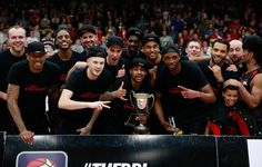 Neil Watson helps capture BBL Championship title for Leicester Riders